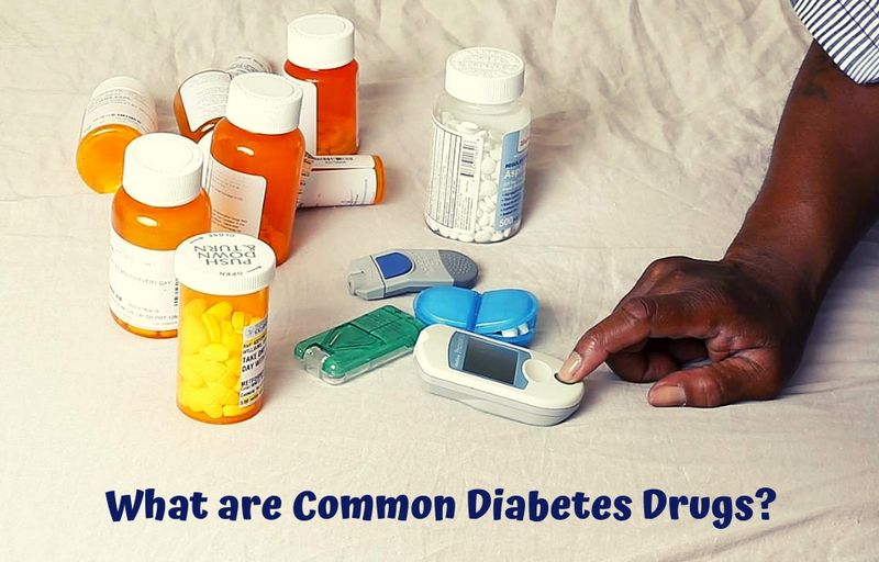 What are Common Diabetes Drugs